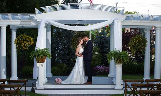 We are pleased to be the location of choice for a magical Maine wedding.