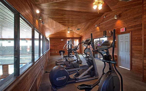 fitness center at our wells maine hotel and meeting center