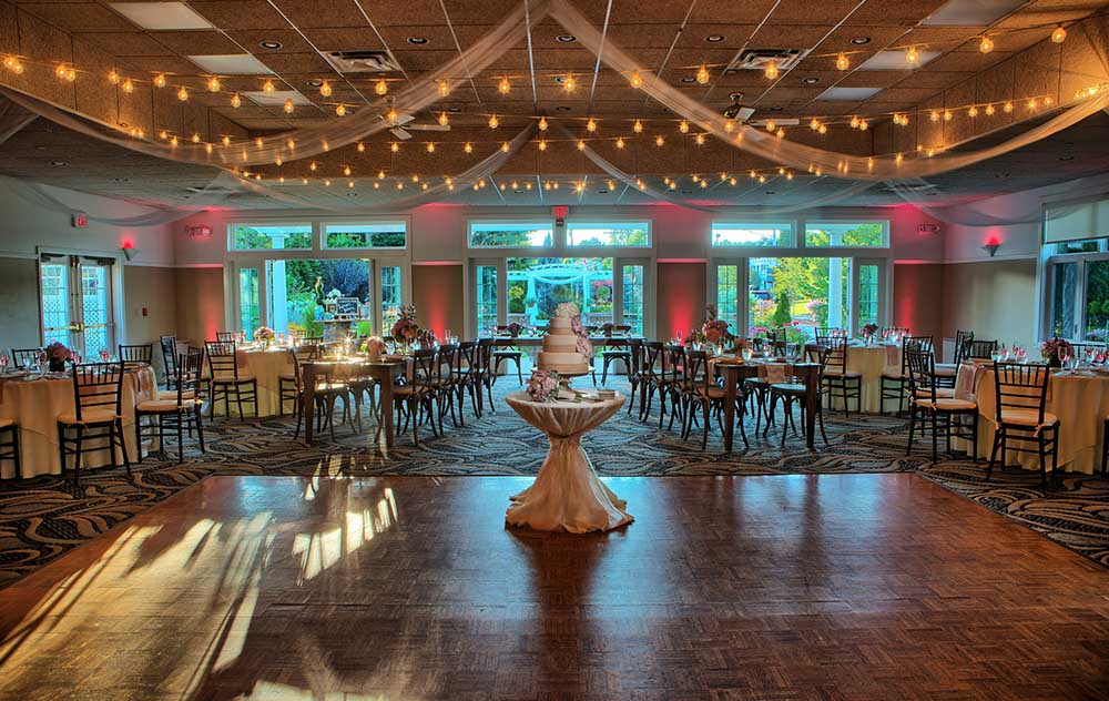 Large Wedding Room