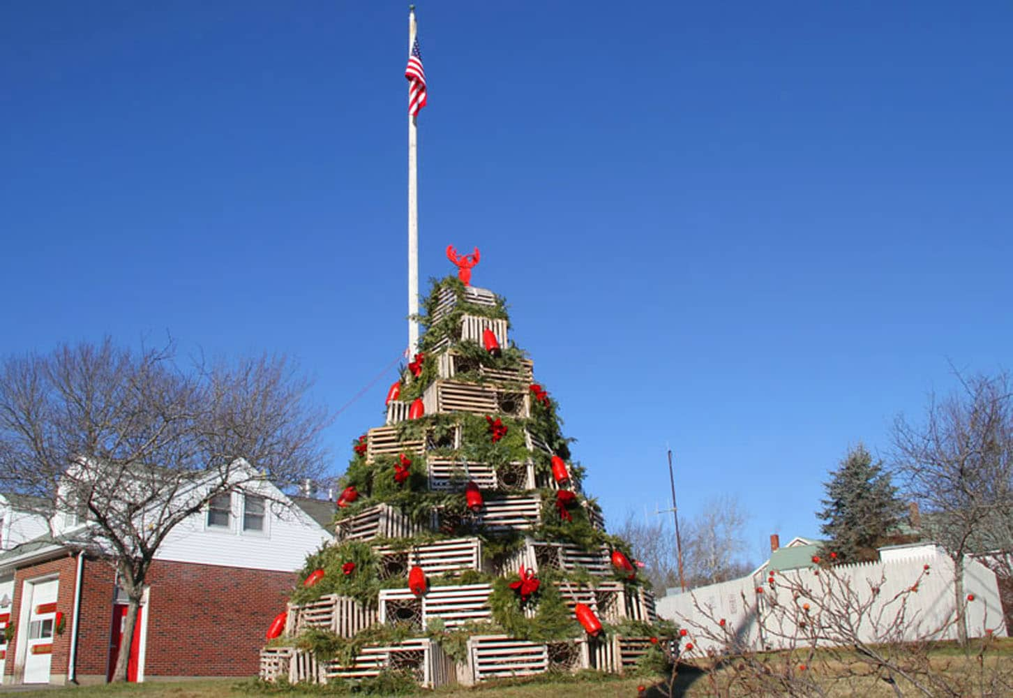 Kennebunkports Christmas Prelude - Village by the Sea