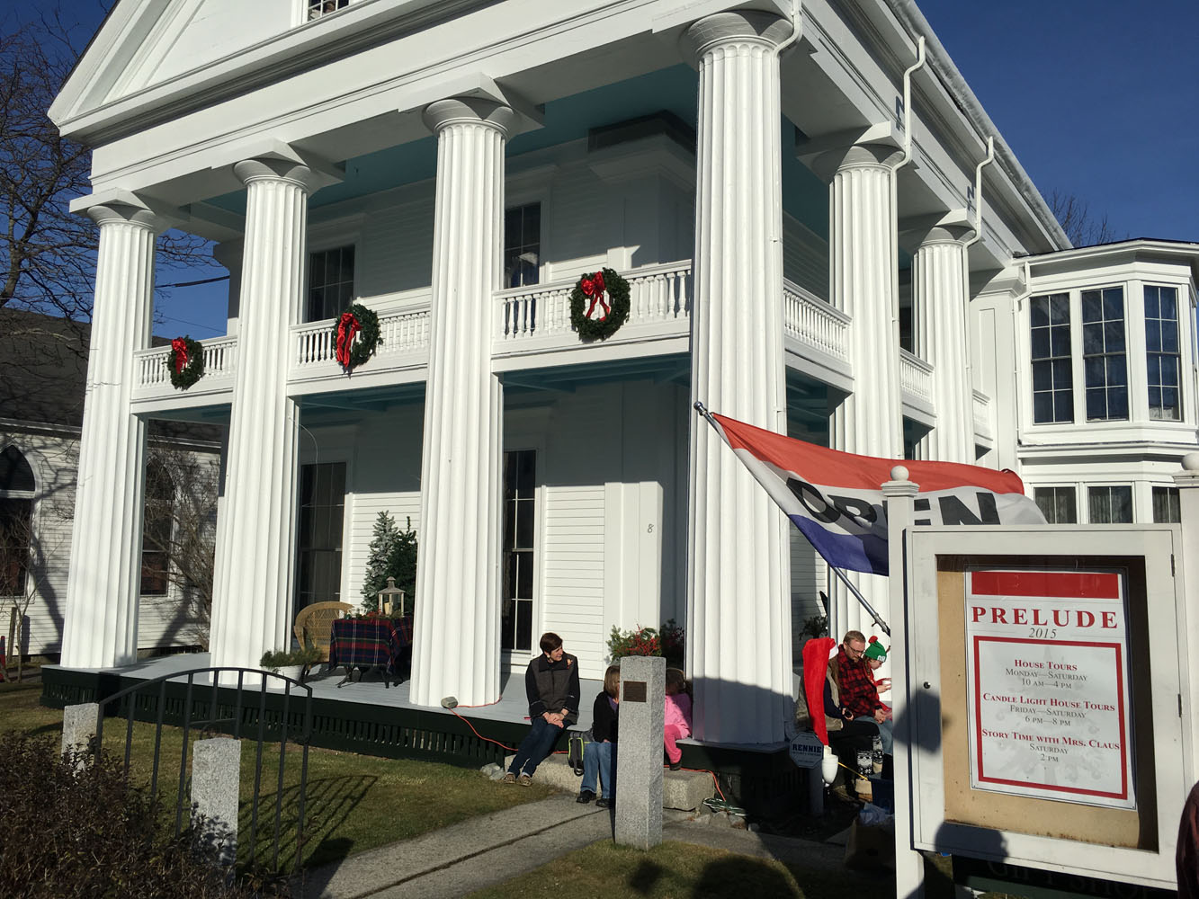 Kennebunkport Christmas Prelude 2019.Kennebunkports Christmas Prelude Village By The Sea